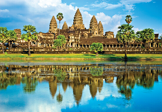 Siem Reap and Angkor Wat, Cambodia